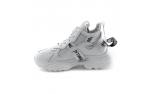 белые  женские туфли