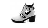 белые  женские повседневная обувь
