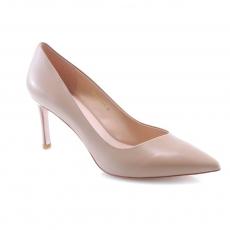 Цвет слоновой кости  женские выходные туфли