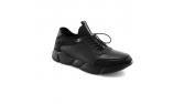 черные  мужские  повседневного стиля ботинкм