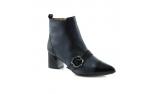 синие  женские повседневная обувь