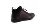 красные  мужские  rudeniniai pašiltinti batai