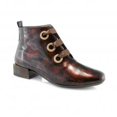 коричневые  женские повседневная обувь